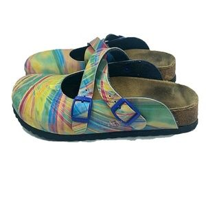 Birkenstock | Birki's Multi-color Maryjane Clogs